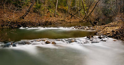 Photograph - Passage Creek by Lara Ellis