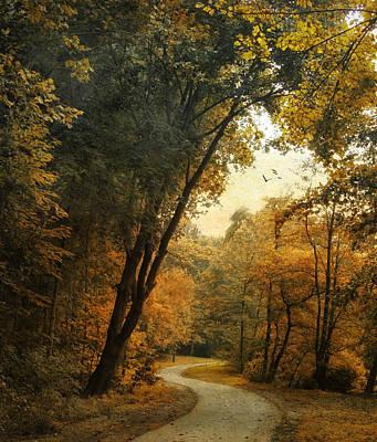 Rural Digital Art - Passage by Jessica Jenney
