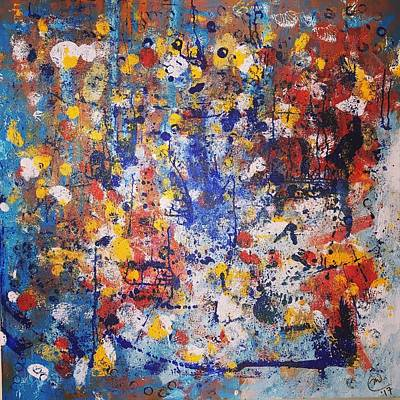 Painting - Passage by Marita Esteva