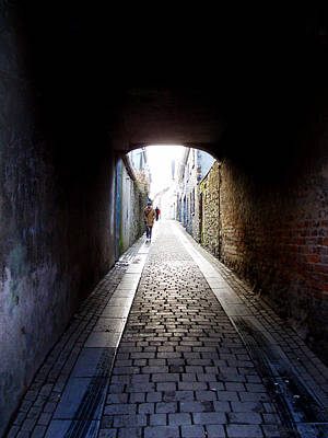 Photograph - Passage by Tim Nyberg