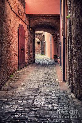 City Streets Photograph - Passage Of Time by Evelina Kremsdorf