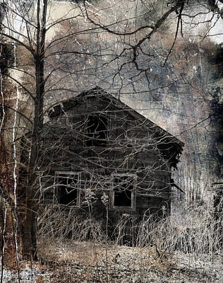 Passage Of Time Art Print by Gothicrow Images