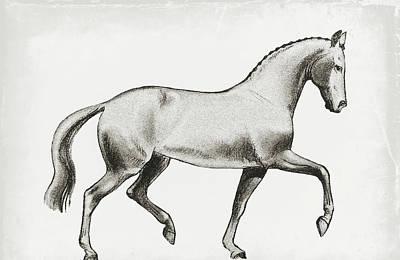 Passage Sketch Art Print by JAMART Photography