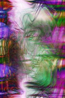 Healing Art Digital Art - Passage Through Life by Linda Sannuti