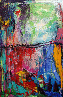 Painting - Passages by Banning Lary
