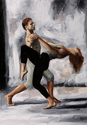 Royalty-Free and Rights-Managed Images - Passi Di Danza by Guido Borelli