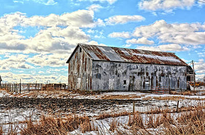 Photograph - Passing By by Bonfire Photography