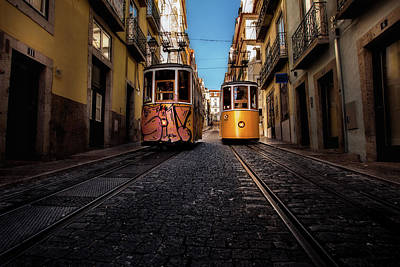 Photograph - Passing By by Jorge Maia