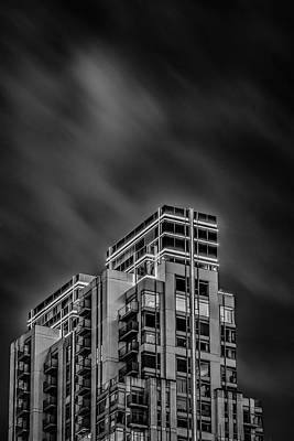 Photograph - Passing Clouds by Kelvin Trundle