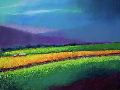 Passing Rain Original by David Patterson