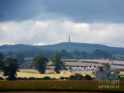 Photograph - Passing Showers - Scottish Borders by Phil Banks