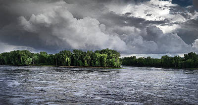 Photograph - Passing Storm by Bill Lere