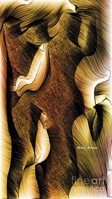 Digital Art - Passing Thru Life by Rafael Salazar