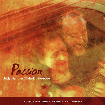 Photograph - Passion Cd Square by Phil Cardamone