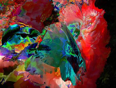 Digital Art - Passion Explosion by Max DeBeeson