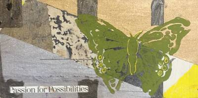 Mixed Media - Passion For Possibilities by Windy Savarese