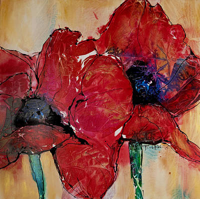 Painting - Passion II by Trish McKinney