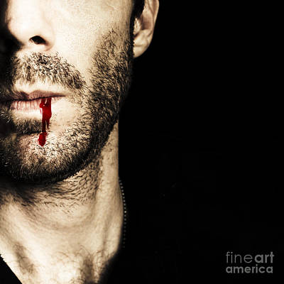 Photograph - Passion Lust And Betrayal. A Vampires Tale by Jorgo Photography - Wall Art Gallery