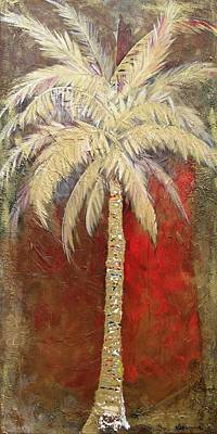 Passion Palm Art Print
