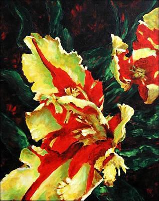 Painting - Passionate Dance by Jai Johnson