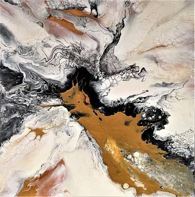 Painting - Passionate by Soraya Silvestri