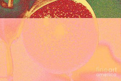 Passionfruit Digital Art - Passionfruit by Konstantin Kalugin