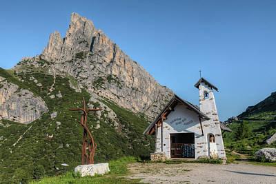 Photograph - Passo Di Falzarego - Dolomites by Joana Kruse
