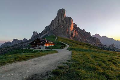 Tyrol Wall Art - Photograph - Passo Di Giau - Italy by Joana Kruse