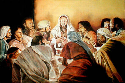Painting - Passover by G Cuffia