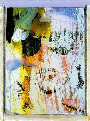 Fading Mixed Media - Past Tense by Dominic Piperata