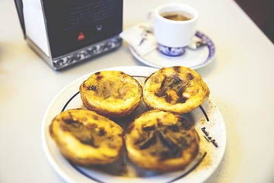 Other World Photograph - Pasteis De Belem by Andre Goncalves
