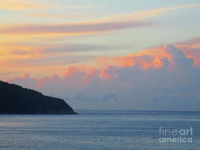 Photograph - Pastel Acapulco Sunrise by Randall Weidner