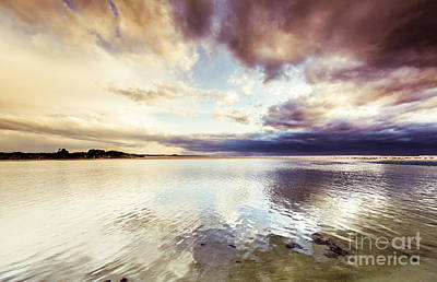 Photograph - Pastel Bay by Jorgo Photography - Wall Art Gallery