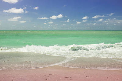 Photograph - Pastel Beach by Heidi Hermes