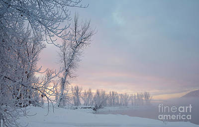 Photograph - Pastel Dawn by Idaho Scenic Images Linda Lantzy