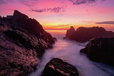 Photograph - Pastel Dawn by Michael Blanchette