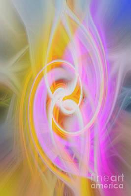 Photograph - Pastel Fantasy by Joann Long