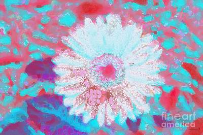 Painting - Pastel Floral Art  by Catherine Lott
