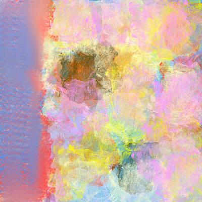 Digital Art - Pastel Flower by Jessica Wright