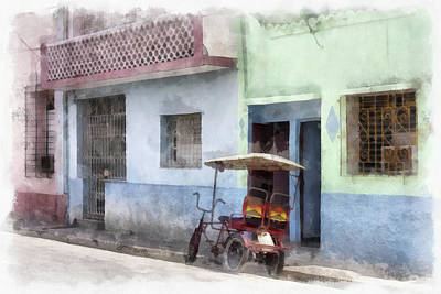 Photograph - Pastel Memories by Dawn Currie
