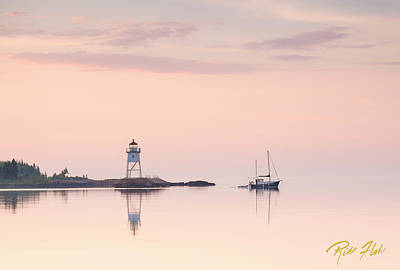 Photograph - Pastel Morning by Rikk Flohr