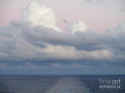 Photograph - Pastel Pacific 1 by Randall Weidner