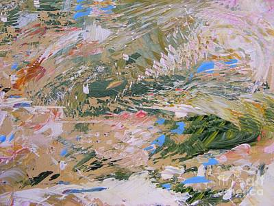 Digital Art - Pastel Panorama by Nancy Kane Chapman