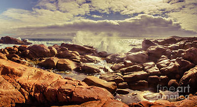 Coast Wall Art - Photograph - Pastel Seas by Jorgo Photography - Wall Art Gallery
