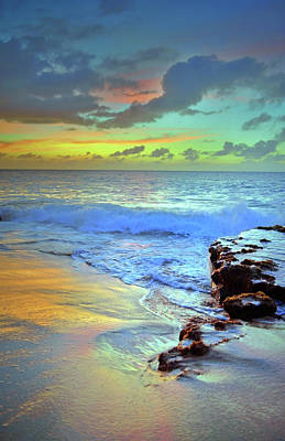Photograph - Pastel Skies In Molokai by Tara Turner