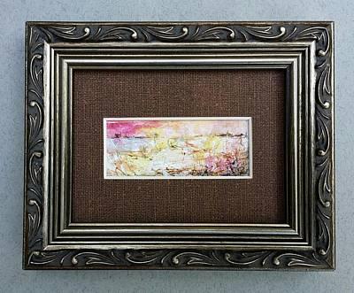 Painting - Pastel Sky by Brenda Berdnik