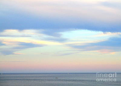 Photograph - Pastel Sunrise by Randall Weidner