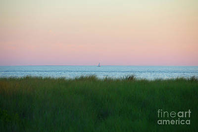Pastel Sunset Photograph - Pastel Sunset by Diane Diederich