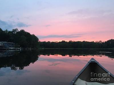 Photograph - Pastel Sunset by Jason Nicholas
