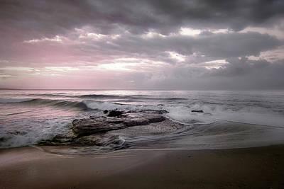Photograph - Pastel Surf by Susan Maxwell Schmidt